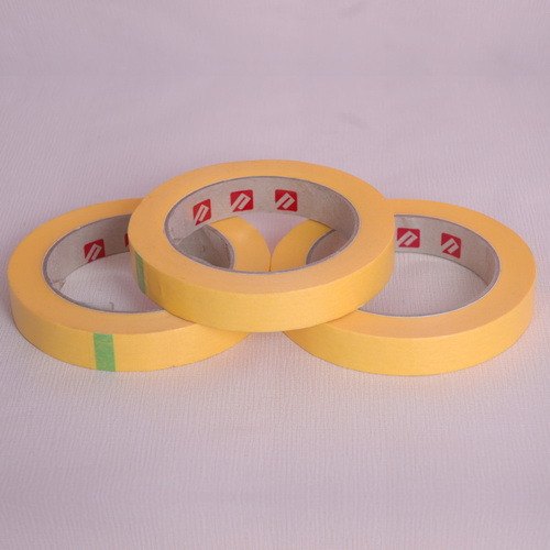 Low-temperature masking tape
