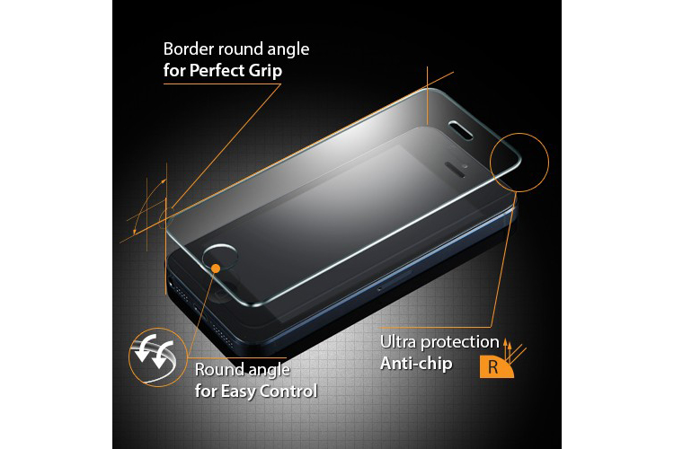 IPhone5 Explosion-proof tempered glass film